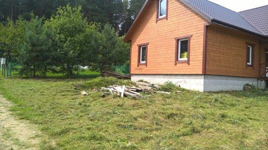 Покос травы в Гродно и по области