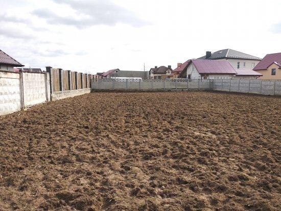Вспашка земли мотоблоком в Гродно и области (фото)